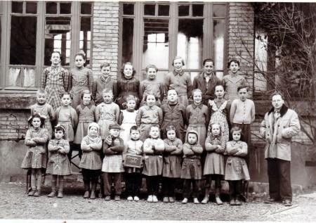 Ecole en1956
