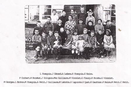 Ecole en1924-26